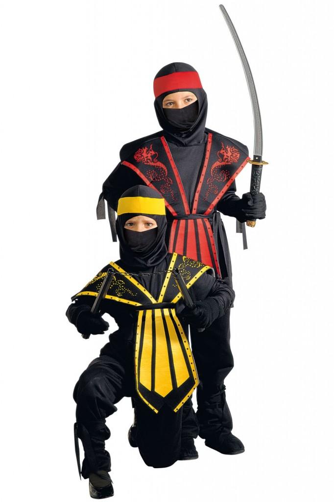 deguisement enfant ninja