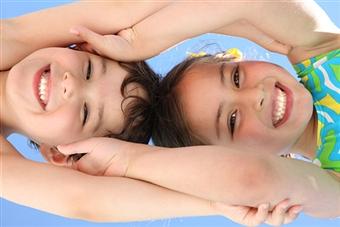 enfant et soleil