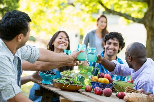 Ap ro chic 3 recettes pour pater vos invit s for Menu du soir entre amis