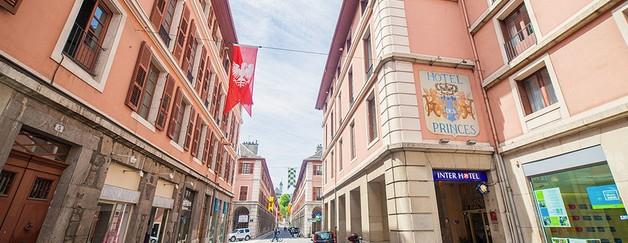 Hôtel Chambéry