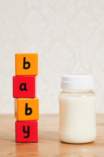 Pourquoi le lait infantile contient de la taurine ? / Source image : Gettyimages
