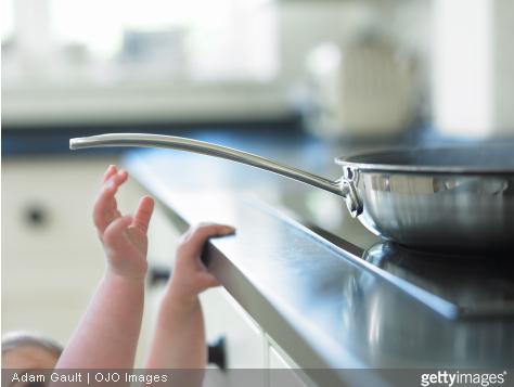 Les accidents domestiques sont la première cause de mortalité chez les enfants de moins de 6 ans.