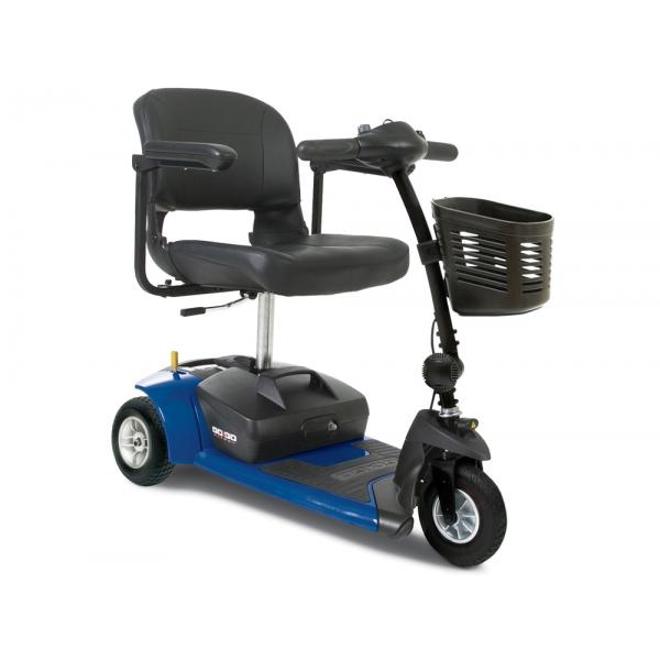 Scooter électrique 3 roues Gogo