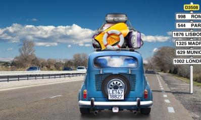 Voyage en voiture avec des enfants : la sécurité avant tout