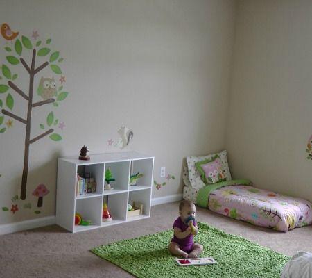 conseils d 39 am nagement pour une chambre montessori. Black Bedroom Furniture Sets. Home Design Ideas