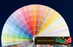 utilisation nuancier de couleur