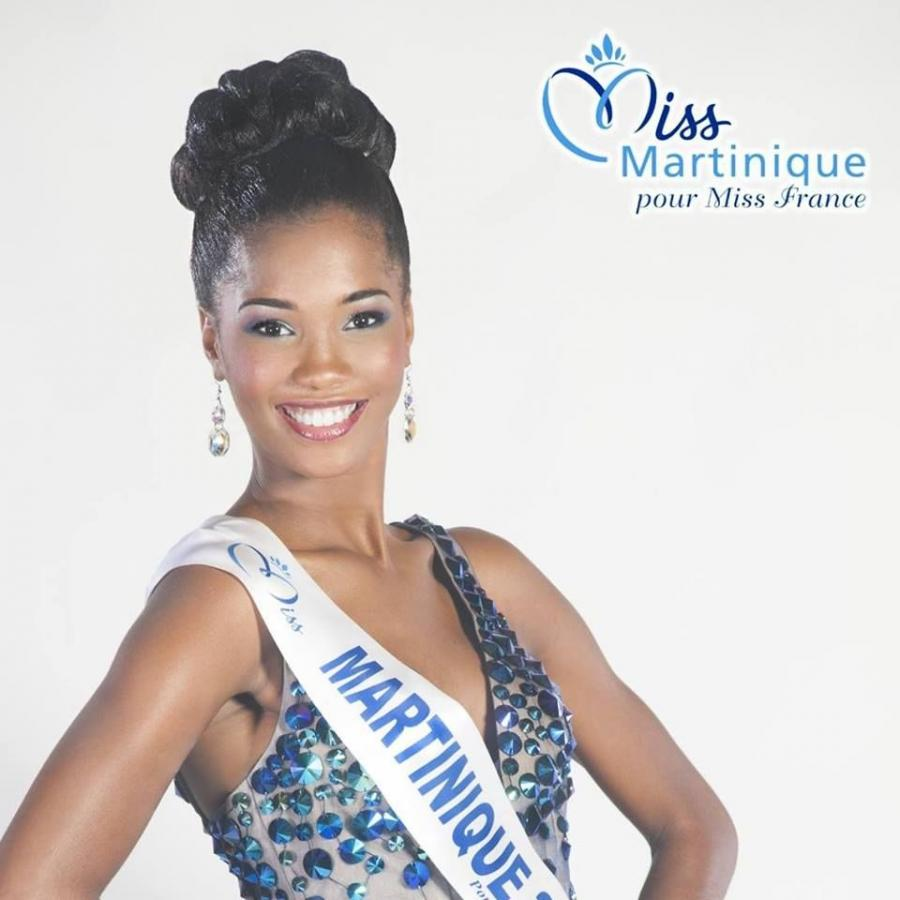 morgane edvige miss martinique