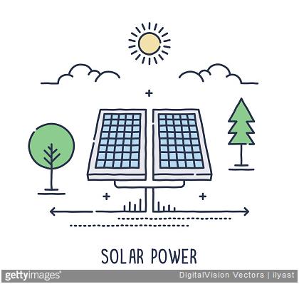 Inolys nous explique le fonctionnement des panneaux for Fonctionnement des panneaux photovoltaiques