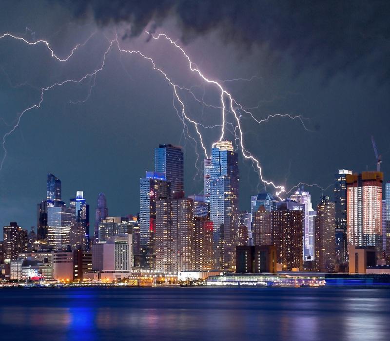Comment expliquer les orages à ses enfants?