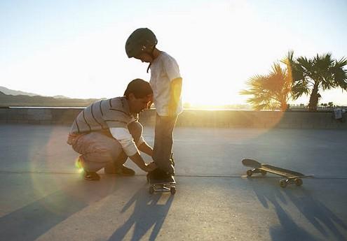 enfant-skateboard-vacances