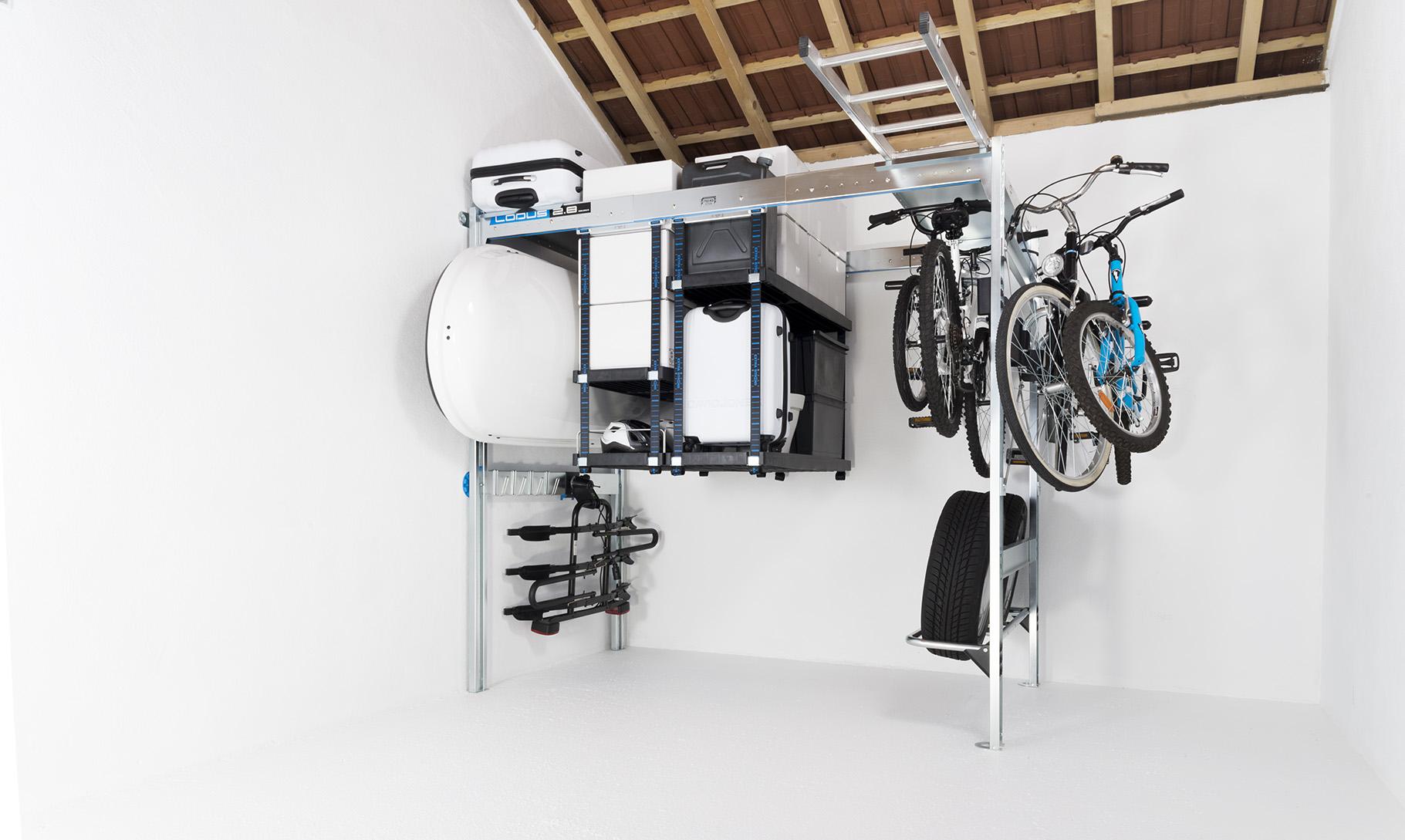nos meilleures id es pour gagner de la place dans une maison. Black Bedroom Furniture Sets. Home Design Ideas