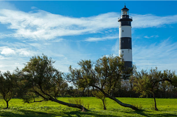 Le phare de l'île d'oléron