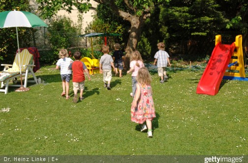enfants-jardin