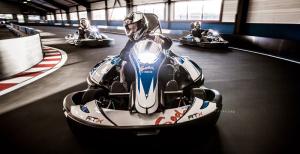 OnlyKart, pratique du karting électrique à lyon enfants et adultes en toute sécurité