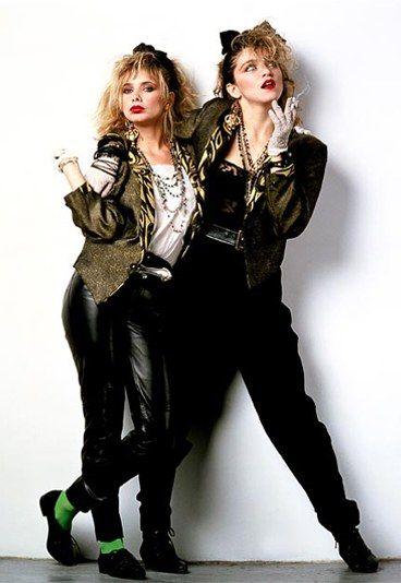 Style des années 80