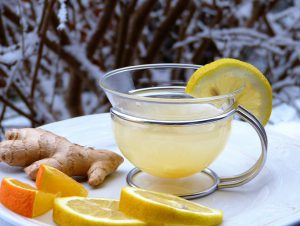 infusion gingembre citron