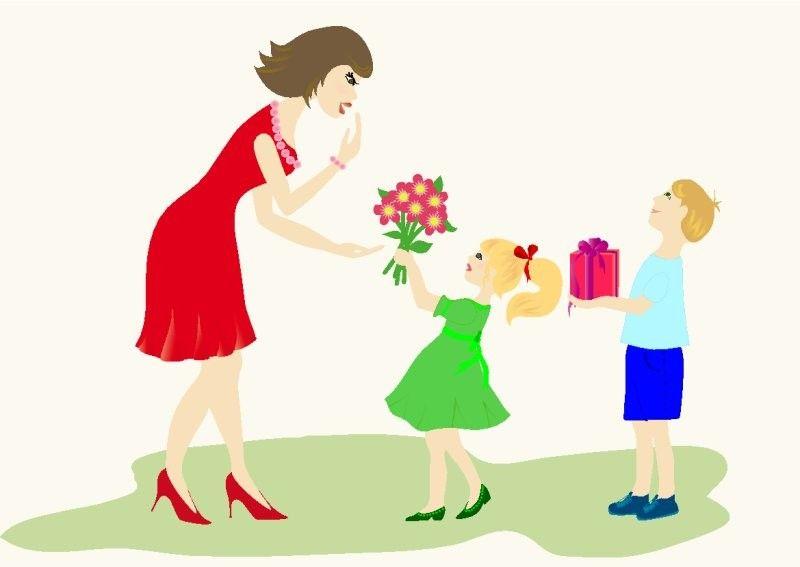 Cadeau de la fête des mères